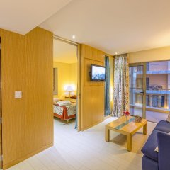 Отель Eden Roc Resort Hotel Греция, Родос - отзывы, цены и фото номеров - забронировать отель Eden Roc Resort Hotel онлайн комната для гостей фото 3