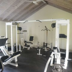 Апартаменты Lagoons Apartments фитнесс-зал фото 3