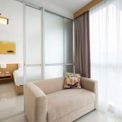 Отель Modern Thai Suites Таиланд, Пхукет - отзывы, цены и фото номеров - забронировать отель Modern Thai Suites онлайн комната для гостей фото 2