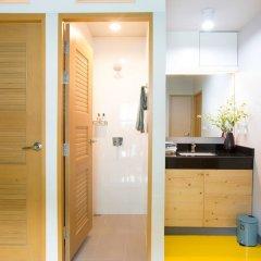 Pama House Boutique Hostel Бангкок ванная фото 2