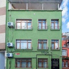 Green Life Apart Hotel вид на фасад