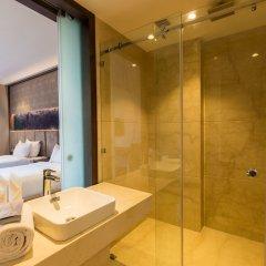Отель Pawan Palace Lumbini Непал, Лумбини - отзывы, цены и фото номеров - забронировать отель Pawan Palace Lumbini онлайн ванная