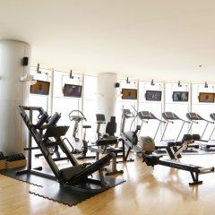 Отель J5 Hotels Port Saeed Дубай фитнесс-зал фото 3