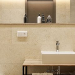 Отель Avenue Pallova 28 Пльзень ванная