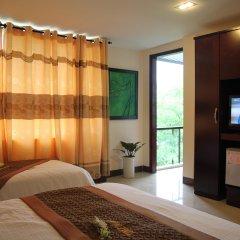 DMZ Hotel комната для гостей