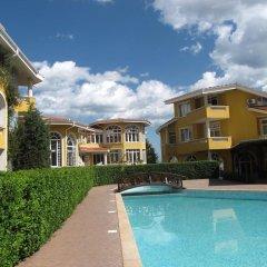 Отель Blue Orange Beach Resort бассейн фото 2