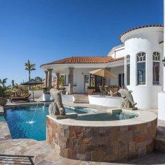 Отель Villa Paraiso Мексика, Сан-Хосе-дель-Кабо - отзывы, цены и фото номеров - забронировать отель Villa Paraiso онлайн бассейн