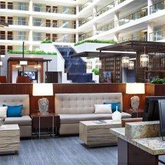 Отель The District by Hilton Club США, Вашингтон - отзывы, цены и фото номеров - забронировать отель The District by Hilton Club онлайн интерьер отеля фото 3