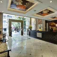 Golden Lotus Luxury Hotel интерьер отеля фото 3
