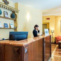 Hotel Vecchio Borgo интерьер отеля
