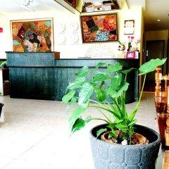 Отель Goldsea Beach интерьер отеля фото 2