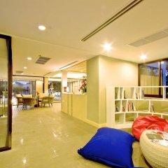 Отель The Rock Hua Hin Boutique Beach Resort детские мероприятия фото 2