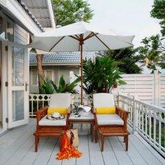 Отель Centara Grand Beach Resort & Villas Hua Hin Таиланд, Хуахин - 2 отзыва об отеле, цены и фото номеров - забронировать отель Centara Grand Beach Resort & Villas Hua Hin онлайн балкон