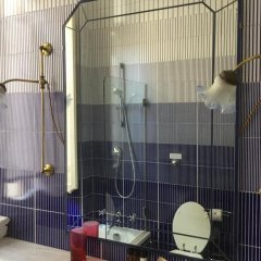 Отель Relais Teatro Argentina Италия, Рим - отзывы, цены и фото номеров - забронировать отель Relais Teatro Argentina онлайн ванная