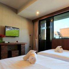 Отель Lap Roi Karon Beachfront 4* Стандартный номер разные типы кроватей фото 4