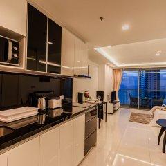 Отель Wongamat Tower by Pattaya Sunny Rentals Паттайя в номере фото 2