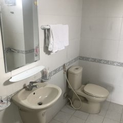 Hoang Long Hotel ванная