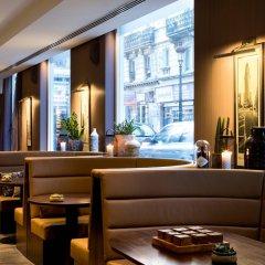 Brussels Marriott Hotel Grand Place гостиничный бар
