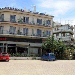 Miramare Hotel парковка