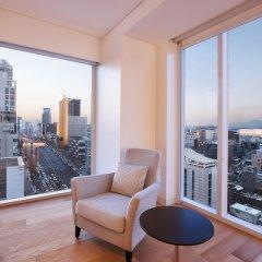 Hotel ENTRA Gangnam балкон