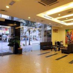 Отель Sentral Kuala Lumpur Малайзия, Куала-Лумпур - отзывы, цены и фото номеров - забронировать отель Sentral Kuala Lumpur онлайн интерьер отеля фото 3