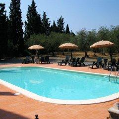 Отель Agriturismo Martignana Alta Италия, Эмполи - отзывы, цены и фото номеров - забронировать отель Agriturismo Martignana Alta онлайн бассейн фото 3