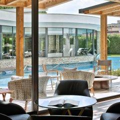 Отель Esplanade Tergesteo Италия, Монтегротто-Терме - отзывы, цены и фото номеров - забронировать отель Esplanade Tergesteo онлайн бассейн фото 3