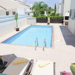 Отель Villa Soraya 2 Кипр, Протарас - отзывы, цены и фото номеров - забронировать отель Villa Soraya 2 онлайн бассейн фото 2