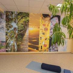 Отель Medical Тюмень фитнесс-зал