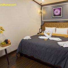 Отель Mayflower Hotel Hanoi Вьетнам, Ханой - отзывы, цены и фото номеров - забронировать отель Mayflower Hotel Hanoi онлайн комната для гостей фото 3