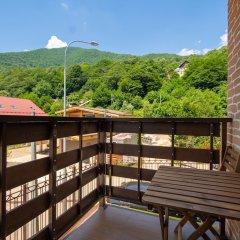 Апартаменты More Apartments na GES 5 (2) Красная Поляна балкон фото 2