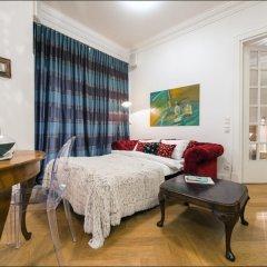 Отель P&O Apartments Hoza Studio Польша, Варшава - отзывы, цены и фото номеров - забронировать отель P&O Apartments Hoza Studio онлайн комната для гостей фото 5