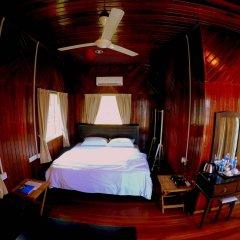 Отель Scuba Tiger Semporna Holiday Resort комната для гостей фото 2