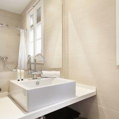 Отель Habitat Apartments Plaza España Испания, Барселона - отзывы, цены и фото номеров - забронировать отель Habitat Apartments Plaza España онлайн ванная фото 2