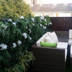 Отель 1 Bedroom Flat With Roof Terrace In Fulham Великобритания, Лондон - отзывы, цены и фото номеров - забронировать отель 1 Bedroom Flat With Roof Terrace In Fulham онлайн балкон