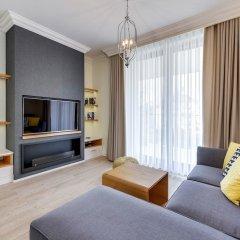 Апартаменты Lion Apartments -Sopot 19211 Сопот комната для гостей