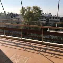Апартаменты Perfect sea view apartment in Voula спортивное сооружение