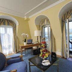 Отель Eden Au Lac Швейцария, Цюрих - отзывы, цены и фото номеров - забронировать отель Eden Au Lac онлайн комната для гостей фото 3