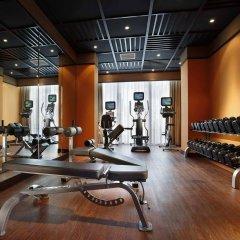 Отель Serenity Coast All Suite Resort Sanya фитнесс-зал