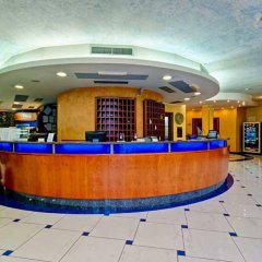 Отель Best Western Blu Hotel Roma Италия, Рим - отзывы, цены и фото номеров - забронировать отель Best Western Blu Hotel Roma онлайн интерьер отеля фото 2