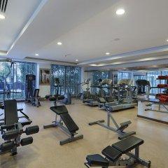 Alba Queen Hotel - All Inclusive Сиде фитнесс-зал фото 3