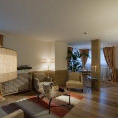 Grand Hotel Savoia интерьер отеля