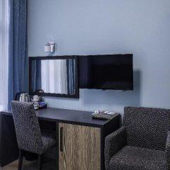 Мини-Отель СПбВергаз 3* Стандартный номер с 2 отдельными кроватями фото 17
