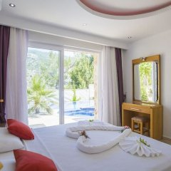 Villa Inci Турция, Калкан - отзывы, цены и фото номеров - забронировать отель Villa Inci онлайн комната для гостей фото 5