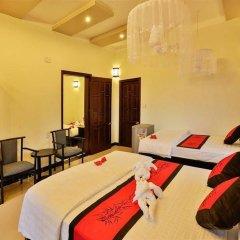 Отель Cam Chau Homestay спа