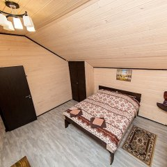 Гостиница Agroysadba Pavlova комната для гостей