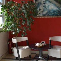 Boutique Hotel Arta Нови Сад интерьер отеля