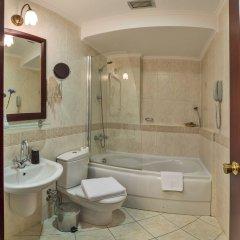 Отель Daphne ванная