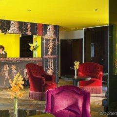 Отель Le Bellechasse St Germain Париж интерьер отеля фото 2