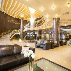 Гостиница Ривьера интерьер отеля фото 2